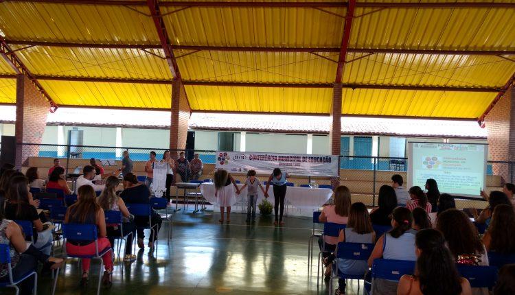 3ª Conferência Municipal de Educação discutiu consolidação do Sistema e do Plano Nacional de Educação
