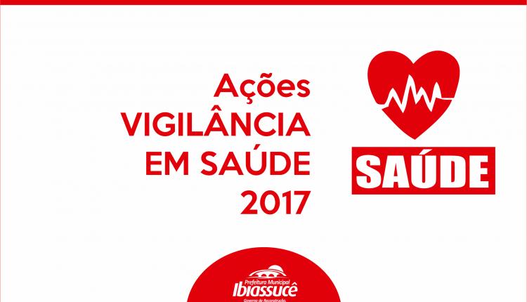 Secretaria de Saúde apresenta ações da Vigilância em Saúde em 2017