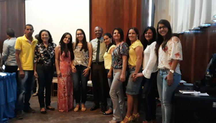 Rede de Defesa dos Direitos da Criança e Adolescente participa de Capacitação em Lagoa Real