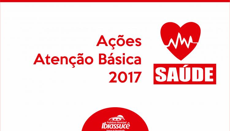 Secretaria de Saúde apresenta ações da Atenção Básica em 2017