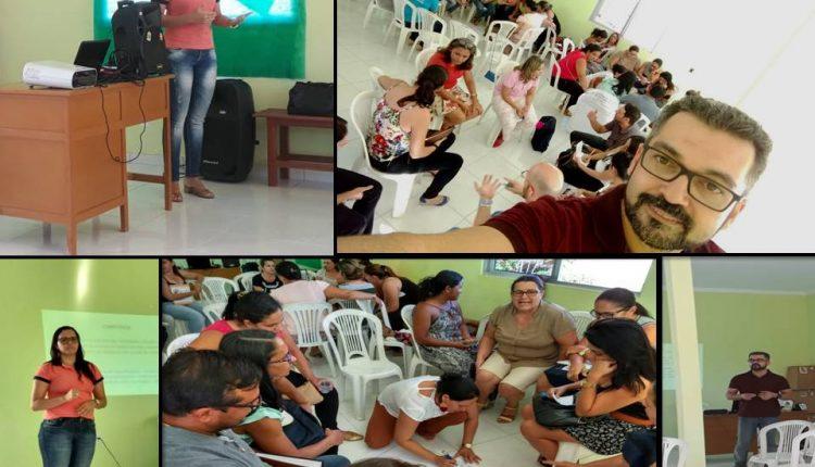 Dia 18 de maio foi dedicado à mobilização municipal em torno da Base Nacional Comum Curricular
