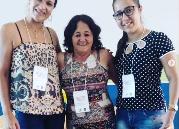 REPRESENTANTES DE IBIASSUCÊ PARTICIPAM DE CAPACITAÇÃO REGIONAL EM CAETITÉ