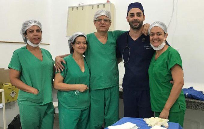 Hospital Municipal  de Ibiassucê viabiliza, por meio de mutirão, mais de 50 cirurgias só neste mês de fevereiro