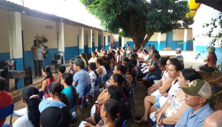 Secretaria de Educação de Ibiassucê reelabora os Projetos Políticos Pedagógicos (PPPs) das escolas da rede
