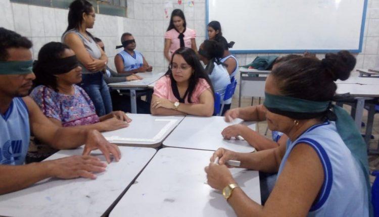 Atendimento Educacional Especializado realizou palestra e celebrou O Dia Nacional do Sistema Braile