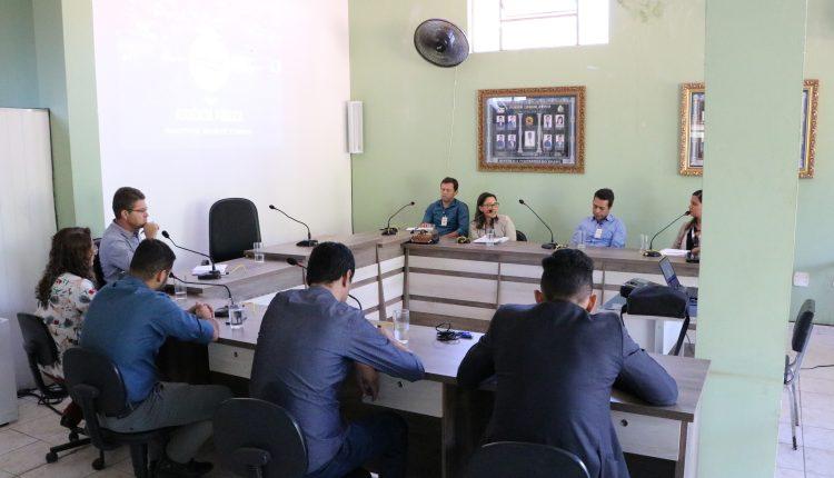 Governo de reconstrução realizou audiência publica sobre a minuta do contrato de programa para a prestação de serviços públicos de abastecimento de água e de esgoto sanitário no município