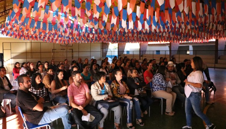 Secretaria Municipal de Educação de Ibiassucê realiza o 1º Encontro Pedagógico da Rede Municipal de Ensino