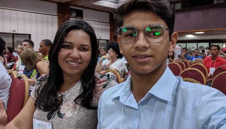 Delegados de Ibiassucê participam da XII Conferência Estadual de Assistência Social da Bahia