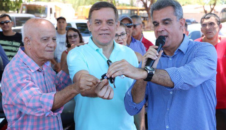 Prefeitura de Ibiassucê Recebe uma Mini Usina de Asfalto