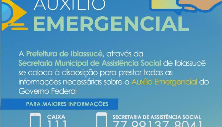Perguntas e Respostas a respeito do Auxílio Emergencial do Governo Federal