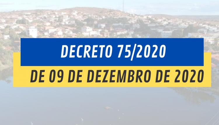 Prefeitura de Ibiassucê publica novo decreto com medidas de combate ao COVID-19
