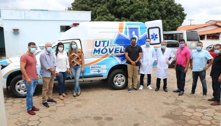 Prefeitura de Ibiassucê adquire UTI móvel para o HMSS